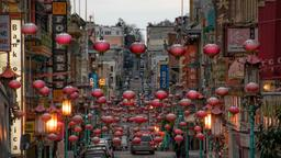 San Francisco hotels in Chinatown